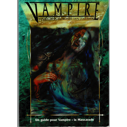 Les Secrets du Monde des Ténèbres (jdr Vampire La Mascarade en VF) 004