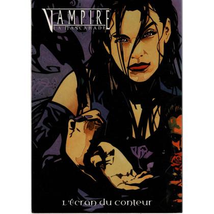 Vampire La Mascarade - L'Ecran du Conteur (jdr 3e édition d'Hexagonal en VF) 001