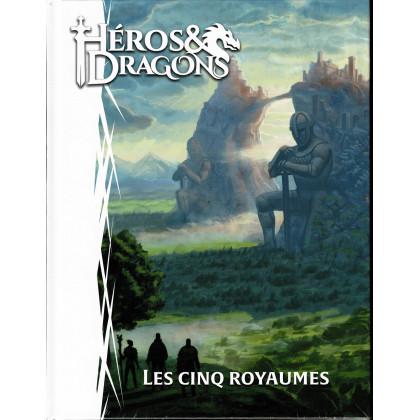 Héros & Dragons - Les Cinq Royaumes (jdr de Black Book en VF) 004