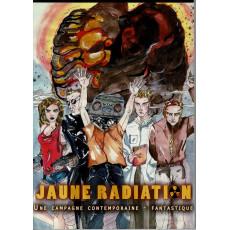 Jaune Radiation - Livre de base (jdr Editions Batronoban en VF)
