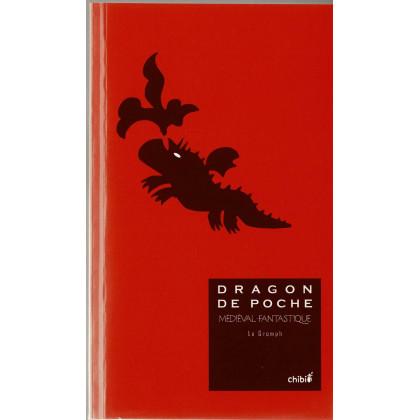Dragon de Poche - Jeu de rôles médiéval-fantastique (jdr des éditions Chibi en VF) 001