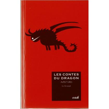 Dragon de Poche - Les Contes du Dragon (jdr des éditions Chibi en VF) 001