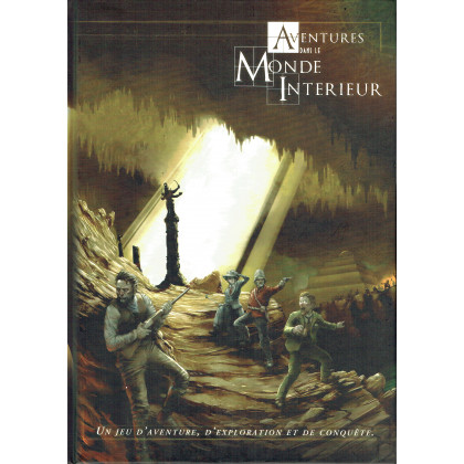 Aventures dans le Monde Intérieur - Le jeu de rôle (livre de base jdr V1 révisée en VF) 006