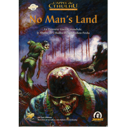 No Man's Land (jdr L'Appel de Cthulhu en VF) 002