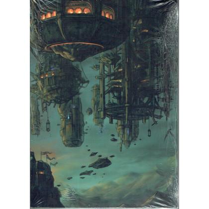 Prophecy - Ecran de jeu et livret (jdr 2e édition d'Halloween Project  en VF) 011