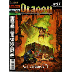 Dragon Magazine N° 27 (L'Encyclopédie des Mondes Imaginaires)