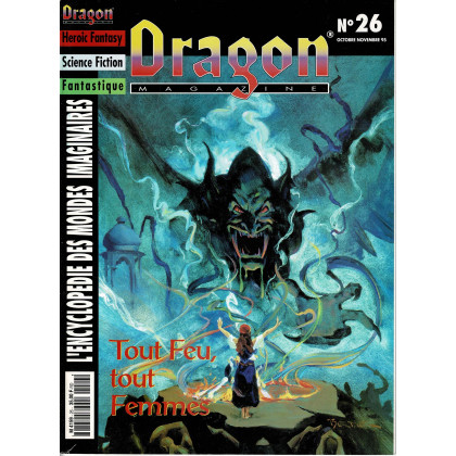 Dragon Magazine N° 26 (L'Encyclopédie des Mondes Imaginaires) 004