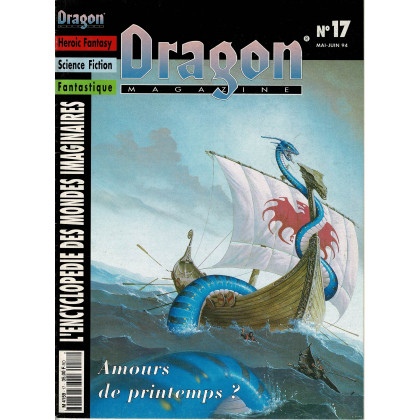 Dragon Magazine N° 17 (L'Encyclopédie des Mondes Imaginaires) 004