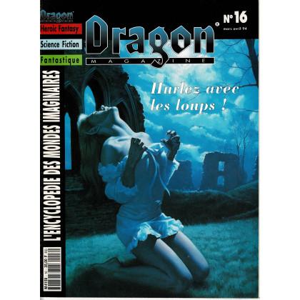 Dragon Magazine N° 16 (L'Encyclopédie des Mondes Imaginaires) 004