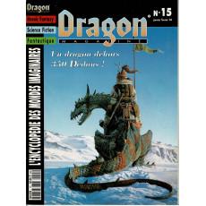 Dragon Magazine N° 15 (L'Encyclopédie des Mondes Imaginaires)