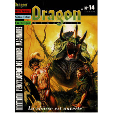 Dragon Magazine N° 14 (L'Encyclopédie des Mondes Imaginaires)