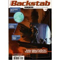 Backstab N° 50 (le magazine des jeux de rôles)