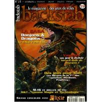Backstab N° 18 (le magazine des jeux de rôles)
