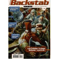 Backstab N° 51 (le magazine des jeux de rôles)
