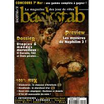 Backstab N° 30 (le magazine des jeux de rôles)