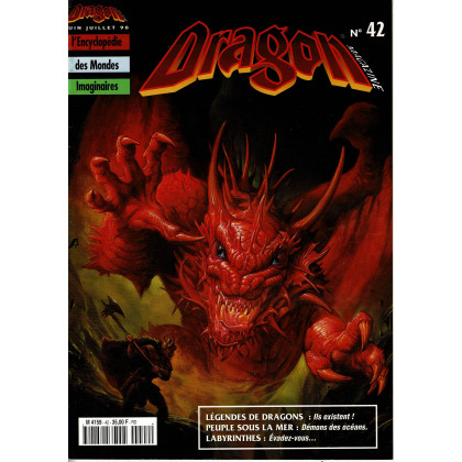Dragon Magazine N° 42 (L'Encyclopédie des Mondes Imaginaires) 005
