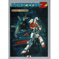 Mekton Z - Bataillon Starblade (jdr d'Oriflam en VF) 006