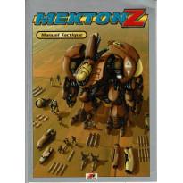 Mekton Z - Manuel Tactique (jdr d'Oriflam en VF) 003
