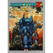 Mekton Z Plus (jdr d'Oriflam en VF) 003