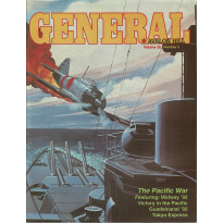 General Vol. 28 Nr. 5 (magazine jeux Avalon Hill en VO)