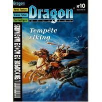 Dragon Magazine N° 10 (L'Encyclopédie des Mondes Imaginaires)