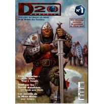 D20 Magazine N° 1 (magazine de jeux de rôles)