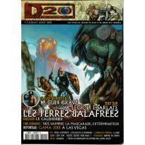D20 Magazine N° 2 (magazine de jeux de rôles)