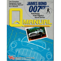 Q Manual (James Bond 007 Rpg en VO) 003