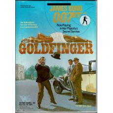 Goldfinger (boîte James Bond 007 Rpg en VO)