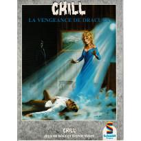La Vengeance de Dracula (jdr Chill 1ère édition Schmidt en VF)