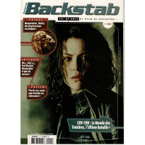 Backstab N° 45 (le magazine des jeux de rôles)