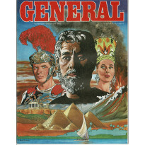 General Vol. 19 Nr. 4 (magazine jeux Avalon Hill en VO)