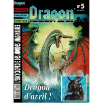 Dragon Magazine N° 5 (L'Encyclopédie des Mondes Imaginaires)