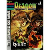 Dragon Magazine N° 3 (L'Encyclopédie des Mondes Imaginaires)
