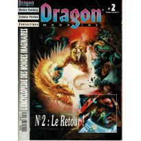Dragon Magazine N° 2 (L'Encyclopédie des Mondes Imaginaires) 005