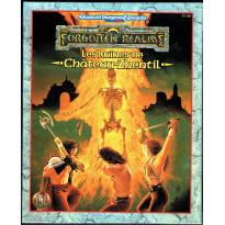 Les Ruines de Château-Zhentil - Extension de Campagne (jdr Forgotten Realms - AD&D 2e édition en VF) 001