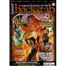 Backstab N° 14 (le magazine des jeux de rôles)