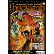 Backstab N° 14 (le magazine des jeux de rôles) 002