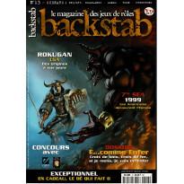 Backstab N° 13 (le magazine des jeux de rôles) 003