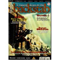 Backstab N° 19 (le magazine des jeux de rôles)