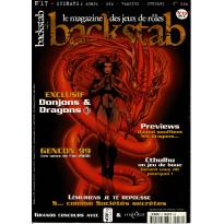 Backstab N° 17 (le magazine des jeux de rôles)
