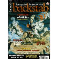 Backstab N° 16 (le magazine des jeux de rôles)
