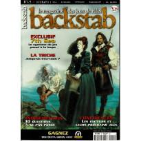 Backstab N° 15 (le magazine des jeux de rôles)