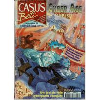Casus Belli N° 16 Hors-Série - Cyber Age (magazine de jeux de rôle) 002