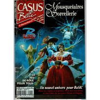 Casus Belli N° 21 Hors-Série - BaSIC Mousquetaires & Sorcellerie (magazine de jeux de rôle)