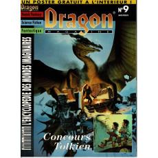Dragon Magazine N° 9 (L'Encyclopédie des Mondes Imaginaires)