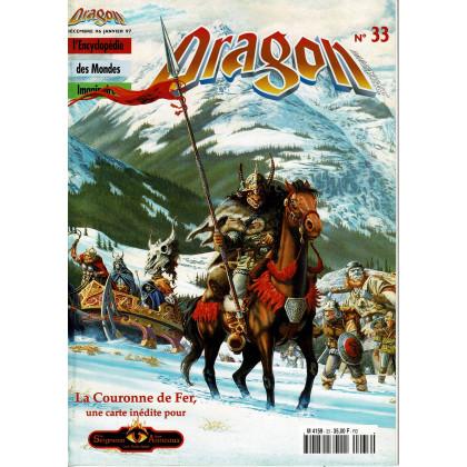 Dragon Magazine N° 33 (L'Encyclopédie des Mondes Imaginaires) 003