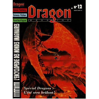 Dragon Magazine N° 12 (L'Encyclopédie des Mondes Imaginaires) 007