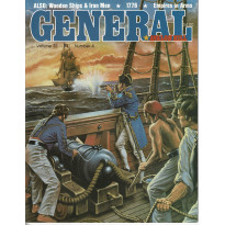General Vol. 25 Nr. 4 (magazine jeux Avalon Hill en VO)