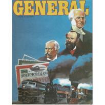 General Vol. 23 Nr. 6 (magazine jeux Avalon Hill en VO)
